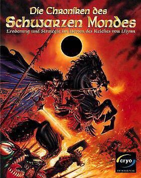Die Chroniken des schwarzen Mondes (niemiecki) (PC) -- via Amazon Partnerprogramm