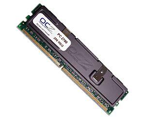 OCZ DIMM 512MB, DDR-333, CL2-2-2-5-1T