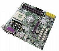 EPoX EP-8RGM2i, nForce2 IGP (dual PC-2700 DDR)