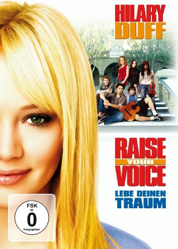 Raise Your Voice -- via Amazon Partnerprogramm