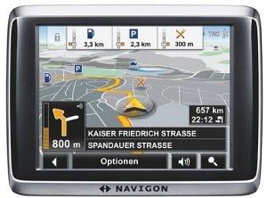 Navigon 2510 Explorer EU 41 (B09022250)