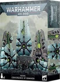 Games Workshop Warhammer 40.000 - Necrons - Konvergenz der Herrschaft (99120110066)