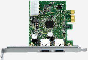 Freecom 34143, 2x USB 3.0, PCIe 2.0 x1