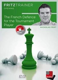 Chessbase Die französische Verteidigung für den Turnierspieler (deutsch) (PC)