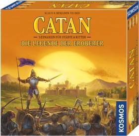 Die Siedler von Catan - Die Legende der Eroberer (Erweiterung)