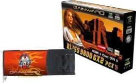 Gainward BLISS GeForce 9800 GX2, 2x 512MB DDR3, 2x DVI, HDMI (9047)