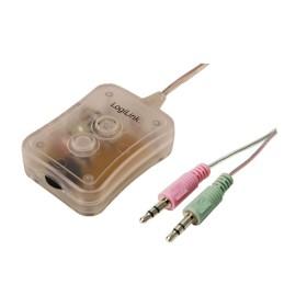 LogiLink Audio Switch Desktop Mini (HS0010)