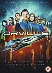 The Orville Season 1 (DVD) (UK)