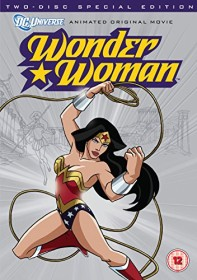 Wonder Woman (2009) (DVD)