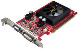 Palit GeForce 210 (GT218-200-B1) Super+, 1GB DDR2, VGA, DVI (NE22100F0801)