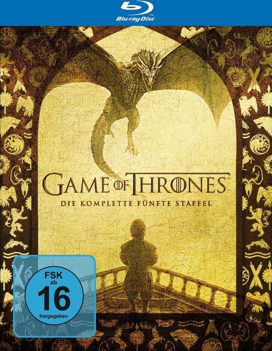 Game of Thrones Season  5 (Blu-ray)