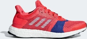 adidas Ultra Boost ST shock red/ftwr white/active pink (Damen) (B75867)