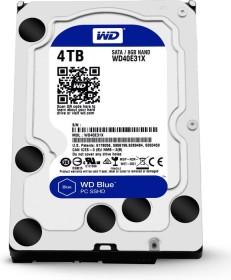 Western Digital WD Blue PC SSHD 4TB, SATA 6Gb/s (WD40E31X)
