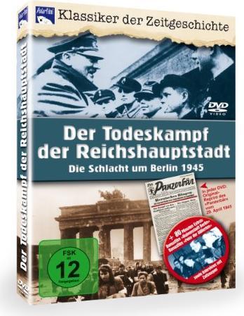 Der Todeskampf der Reichshauptstadt -- via Amazon Partnerprogramm