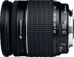 Canon EF 28-200mm 3.5-5.6 USM black (6470A002/6470A010)