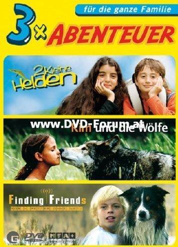 Kids Collection (Kim und die Wölfe/Finding Friends/Ein Pferd für Winky) -- via Amazon Partnerprogramm