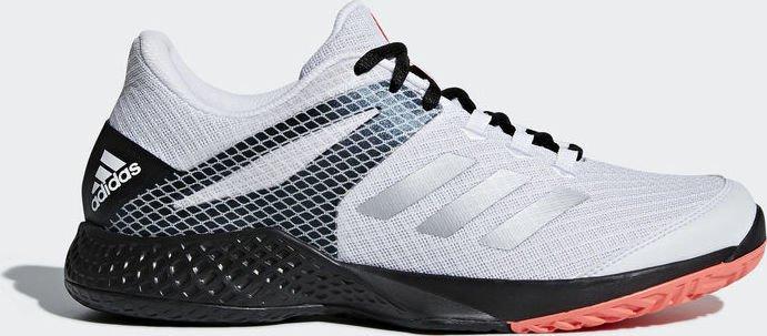 new product 3a92d 1aeae adidas adizero Club 2.0 ftwr whitematte silvercore black (Herren) (