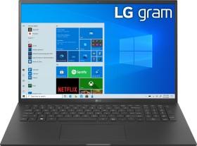 LG gram 17 Business Edition black (2021), Core i7-1165G7, 16GB RAM, 1TB SSD (17Z90P-G.AP78G)