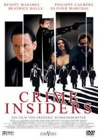 Crime Insiders (DVD)