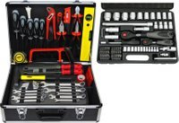 Famex 744-48 universal hand tool kit, 159-piece. incl. case