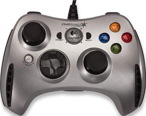 Logitech ChillStream Gamepad, USB (PC) (963435-0914)