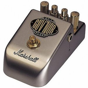 Marshall GV-2 Guv'nor Plus Distortion Effect pedal
