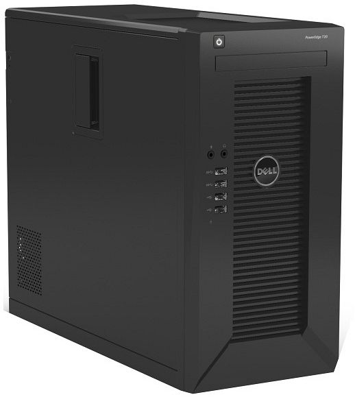 Dell PowerEdge T20, Xeon E3-1225 v3, 4GB RAM, 1TB HDD (20-3708)
