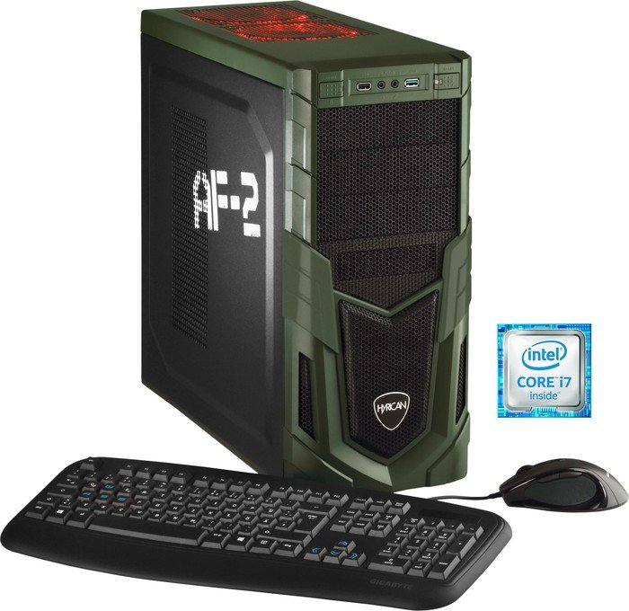 Hyrican Military Gaming 5164 (PCK05164)