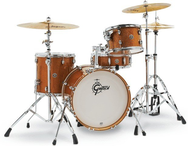 Gretsch Catalina Club Jazz CCJ484 shell set