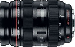 Canon EF 24-70mm 2.8 L USM (2552A005)