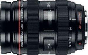 Canon EF 24-70mm 2.8 L USM black (2552A005)
