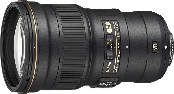 Nikon AF-S 300mm 4.0E PF ED VR black (JAA342DA)