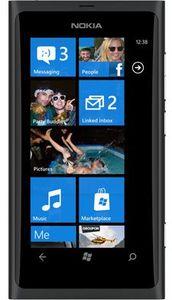 Nokia Lumia 800 schwarz