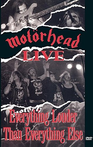 Motörhead - Live -- via Amazon Partnerprogramm
