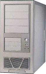 Lian Li PC-68 USB, Midi-Tower aluminum (without power supply)