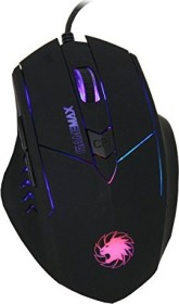 Game Max Tornado Gaming Mouse schwarz, USB (GMM-TORNADO)