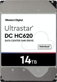 Western Digital Ultrastar DC HC620 14TB, 512e, SE, SATA 6Gb/s (HSH721414ALE6M4)