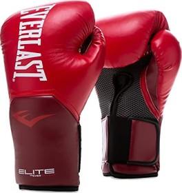 Everlast elite training boxing gloves 14oZ red