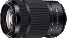 Sony 55-300mm 4.5-5.6 DT SAM black (SAL-55300)
