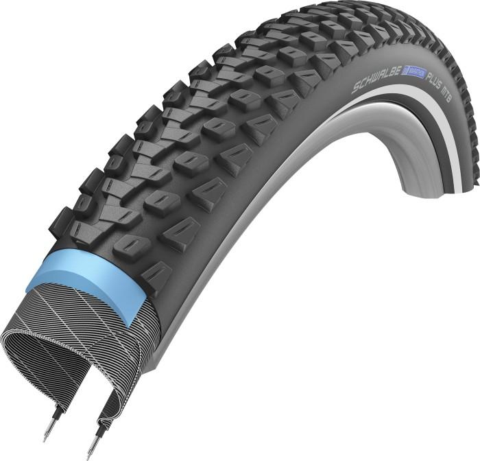 Schwalbe Fahrrad Reifen Marathon Plus MTB Perf DC //// Alle Gr/ö/ßen