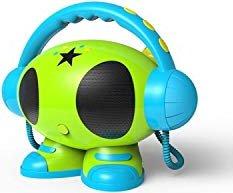 BigBen MP3 Karaoke Roboter grün/blau -- via Amazon Partnerprogramm