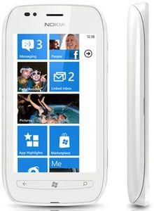 Nokia Lumia 710 weiß