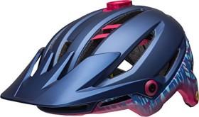 Bell Sixer Joy Ride MIPS Helm matte navy/cherry/sky fibers