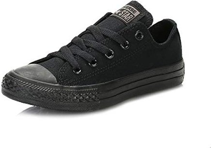 db5b9793ecd Converse Chuck Taylor All Star Mono Low top black monochrome (Junior)  (314786C)