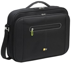 "case Logic PNC218 18.4"" messenger bag black/green"