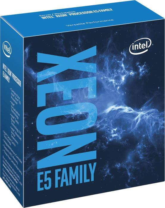 Intel Xeon E5-2620 v4, 8x 2.10GHz, boxed ohne Kühler (BX80660E52620V4)