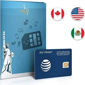 AT&T prepaid Sim card (various types)