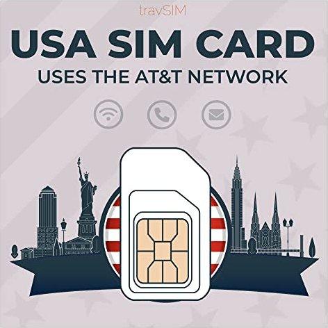 AT&T Prepaid Sim-Karte (versch. Ausführungen) -- via Amazon Partnerprogramm