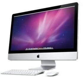 """Apple iMac 27"""", Core i3-550, 4GB RAM, 1TB HDD, UK [Mid 2010] (MC510B/A)"""