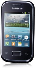 Samsung Galaxy Pocket Neo S5310 blau/schwarz